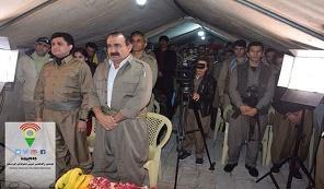 سپاه پاسداران خواب را از چشمان,گروهک تروریستی حزب دمکرات کردستان ایران و زب دمکرات کردستان ( شاخه مصطفی مولودی)گرفت
