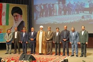 عکس/ جزئیات حواشی مراسم معارفه استاندار جدید قزوین