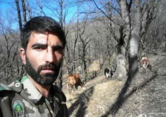 عکس/جنگلبان نمونه کشور در گالیکش مورد ضرب و شتم  قرار گرفت