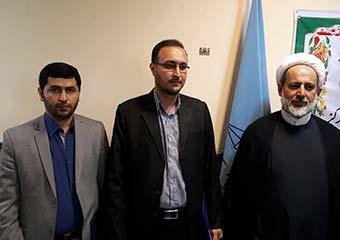 طالبی جانشین طالبی شد!/ تودیع و معارفه دادستان عمومی در بندرگز