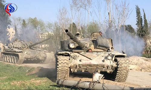 اولین درگیری میان نیروهای سوری و نظامیان آمریکایی!