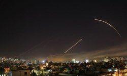 پدافند موشکی سوریه غوغا کرد
