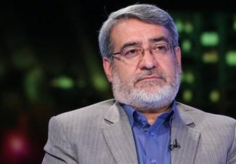 حاشیههای سفر یک روزه عبدالرضا رحمانی فضلی وزیر کشور به استان هرمزگان!!؟