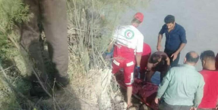 کشف تنها جسد حادثه واژگونی قایق در گلستان+عکس