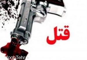 قاتل جواد خلیفه لیراوی رییس شورای روستای حصار دیلم هنگام فرار از مرز دستگیر شد+عکس