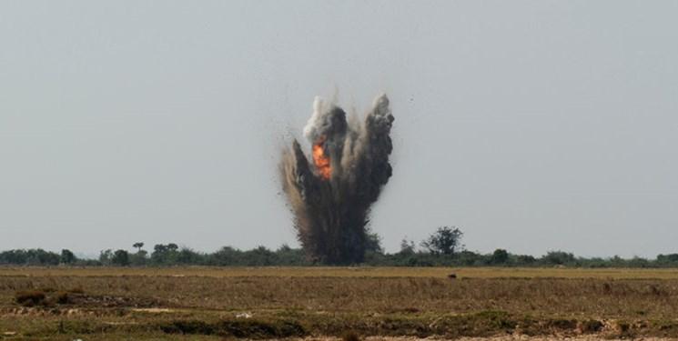 انفجار شیء صوتی در زاهدان