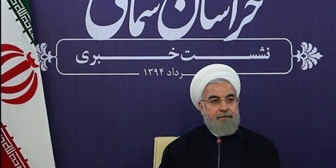 واکنشها به سفر رئیسجمهور حسن روحانی به خراسانشمالی/ وضعیت اشتغال در این استان اسفناک است؛ بدهی اصلی شما به مردم نه لغو حضورتان در دوران انتخابات که به سرانجام نرسیدن فازهای جدید صنایع بزرگ مانند پتروشیمی بجنورد، نیروگاه شیروان و آلومینای جاجرم