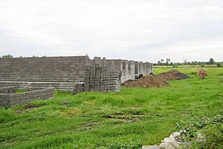 در «هفت سنگان» چه خبر است؟/ خانههایی که از زمین کشاورزی روئیدند!+تصویر