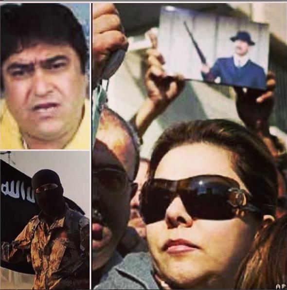 ادامه جزئیات دستگیری روح الله زم / قرارشان این بوده جرقه فتنه ۹۸ در خارج زده شود