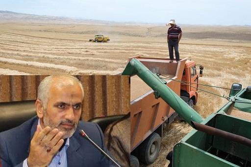 برگزاری علنی دادگاه پرونده توزیع غیرقانونی گندم گلستان