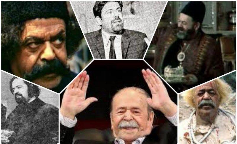 واکنش بازیگران سینما و تلویزیون به درگذشت محمدعلی کشاورز در صفحات مجازی +عکس