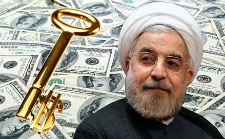 دزد پروری و حقوق های نجومی و وعده های دروغ و فروپاشی اقتصاد کشور ,دستآورد هشت ساله / پایان دولت سیاه روحانی تا هفته دیگر