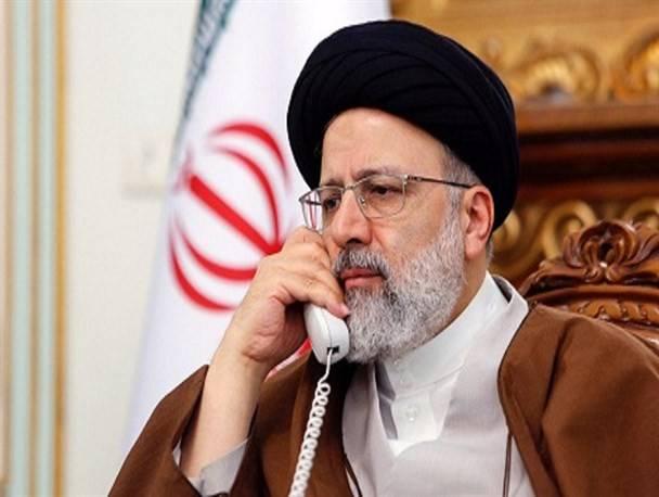 تماس تلفنی آیت الله رئییسی  با خانواده شهید آمر به معروف و نهی از منکر محمد محمدی+جزئیات