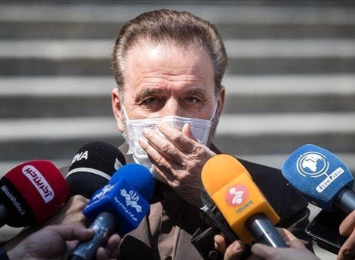 مثبت شدن نتیجه آزمایش کرونا همسر و دختر محمود واعظی،/ رییس دفتر رییس جمهوربه قرنطینه رفت