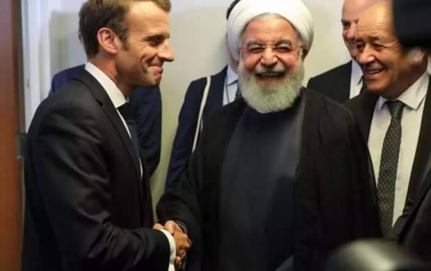 چرا رئیس جمهور به طور مستقیم در برابر فرانسه موضع گیری نمی کند/ از پلیس بد مذاکرات تا هتاکی به ساحت پیامبر اکرم