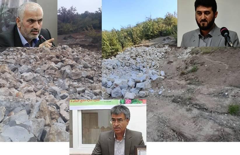 رئیس کل انقلابی دادگستری گلستان از اعلام جرم دادستان تلاشگر گالیکش برای مدیران منابع طبیعی گلستان خبر داد+جزئیات