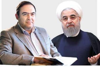 حسین دهباشی، فعال اصلاحطلب و از حامیان سابق دولت روحانی :صد رحمت به پیشنهاد آن بزرگوار!+عکس