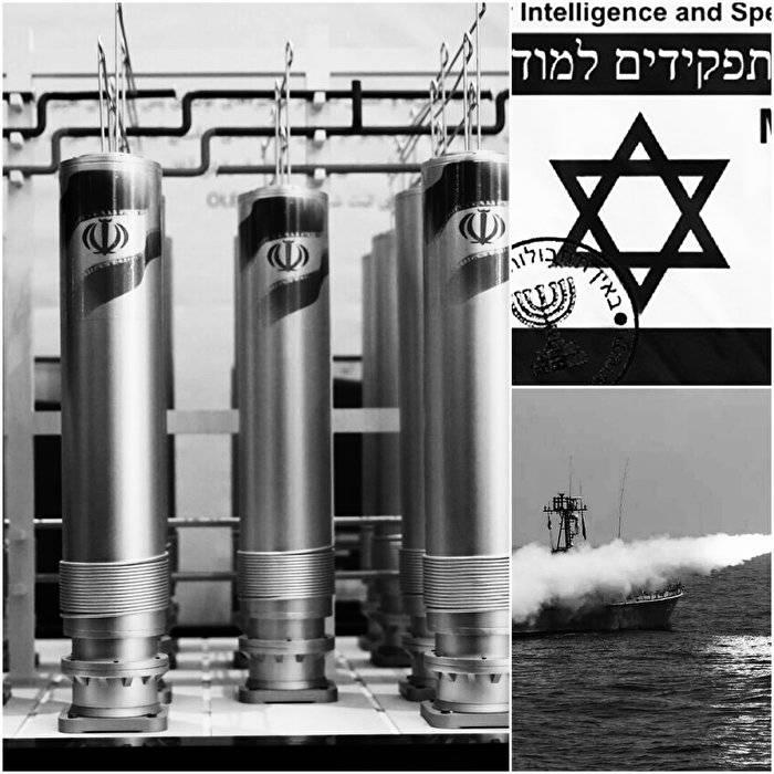 حمله به کشتی اسرائیلی و انهدام پایگاه موساد در عراق پاسخ نطنز بود؟
