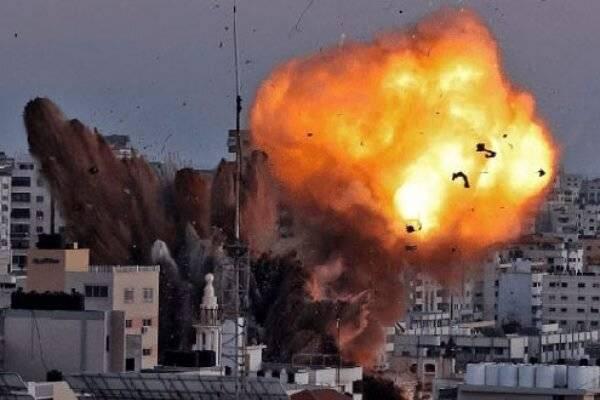 تشدید حمله هوایی و دریایی ارتش رژیم صهیونیستی به نوار غزه