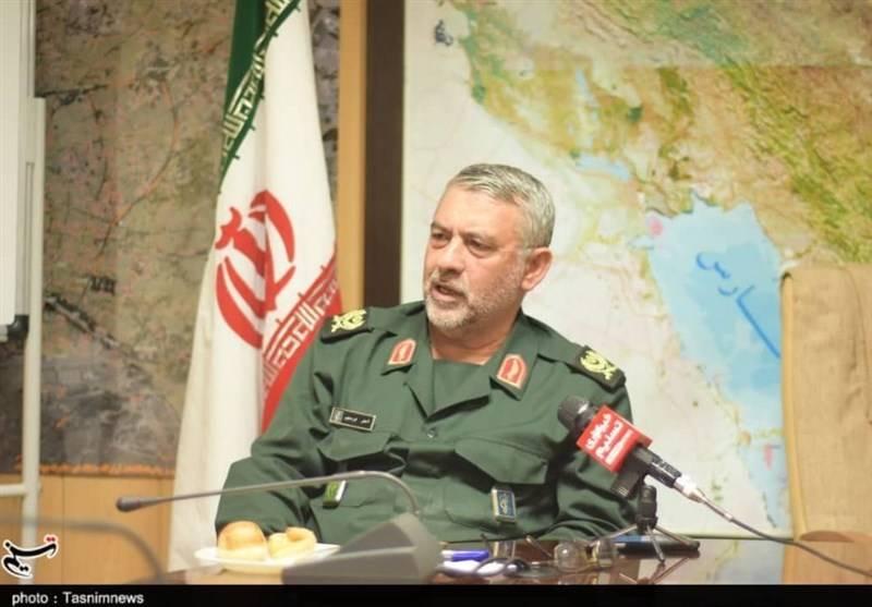 جانشین قرارگاه سیدالشهدا(ع) سپاه: آمریکا با کوچکترین تجاوز به ایران تاوان سختی پس خواهد داد / فروپاشی اسرائیل آغاز شده است