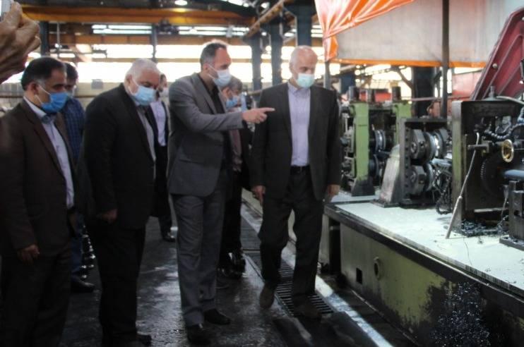 اقدام جهادی دادگستری گلستان  و نجات دو کارخانه که در آستانه بحران و تنش ناشی از توقیف اموال بودند