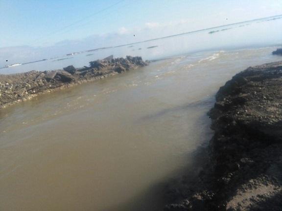 جانباختن پنج نفر بر اثر واژگونی یک فروند قایق امدادی در شهر گمیشان     یک نفر مفقود شده است