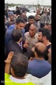ویدئویی که مانند سیل فراگیر شد / درباره برخورد تند استاندار با شهروند خوزستانی: چه زشت! چه موهن! (+فیلم)