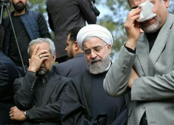 اقدامات راهبردی روحانی در جنگ اقتصادی: «تکدر» و «عصبانیت» و «اشک ریختن»/ آقای رئیس جمهور! باید «شرمسار» و «سرافکنده» باشید نه مکدر و عصبانی!