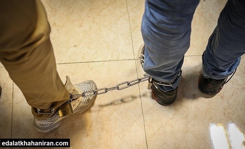 دستگیری ۲ نفر از عوامل شهادت سرگرد کوروش حاجی مرادی رئیس پلیس آگاهی شهرستان اسلامآباد غرب
