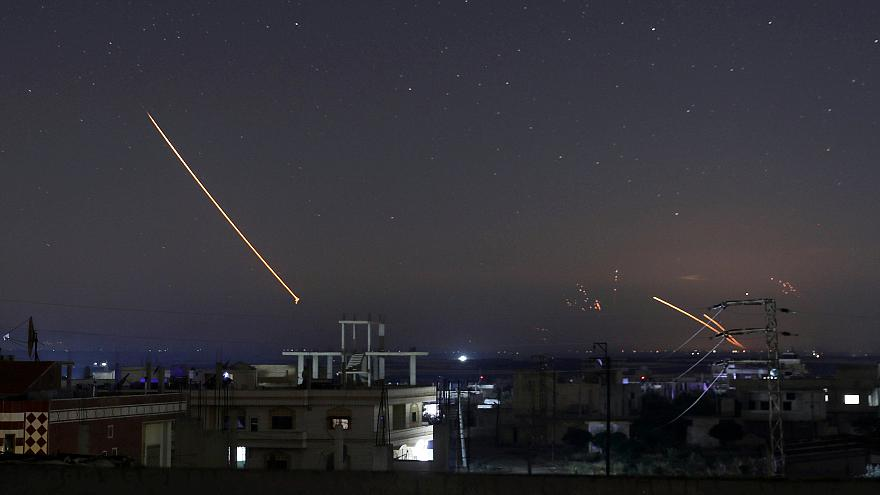 جزئیات حملات موشکی رژیم صهیونیستی به خاک سوریه+ نقشه میدانی